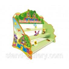 """Настольная подставка для детских поделок """"Замок"""""""