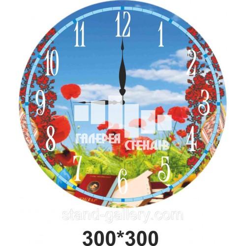 Оригінальний настінний годинник