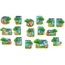 Великий комплект для оформлення групи дитячого садка Світлячок