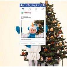Автономна креативна новорічна фотозона - фейсбук