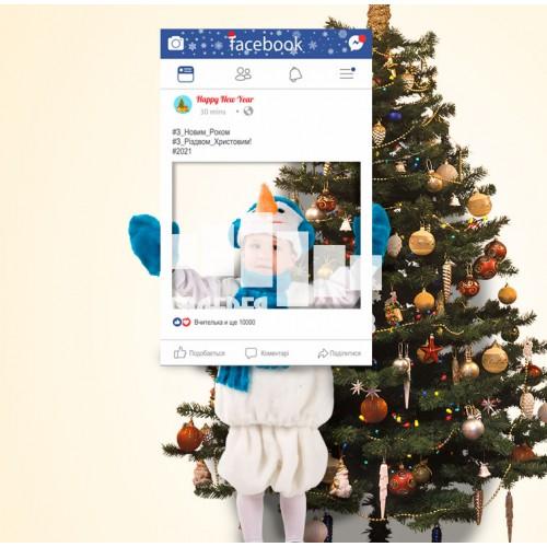 Новорічні прикраси купити як новорічна фотозона - фейсбук
