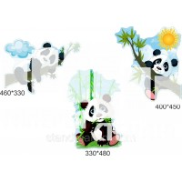 Ігрова зона нуш - панди