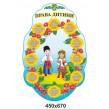 Стенди для дитячого садочка: Права дитини
