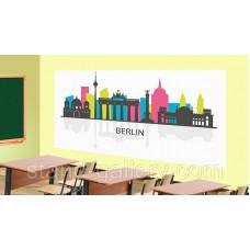 Шпалери в клас німецької мови