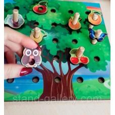 Геоборд для дітей - гра для нуш