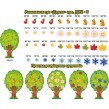 Дидактичні матеріали для нуш - розвиваюча гра Дерево