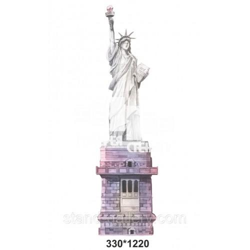 Статуя свободи в кабінет англійської
