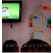 Оформлення коридорів в дитячому садку: тюльпани