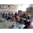 Стенди для початкової школи нуш декорований соняшниками