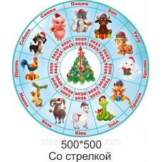 Дитяча гра: Новорічний календар