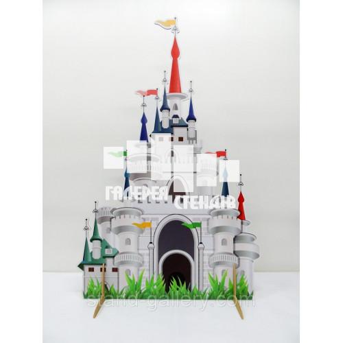 Декорація Чарівний замок - літо