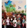 Оформлення класної кімнати початкових класів Літо