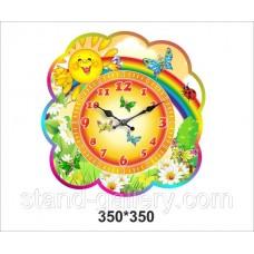 """Настенные часы """"Солнышко"""""""