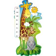 Ростомір для дитячого садка: Жираф