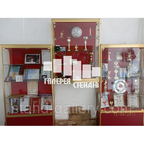 Разработка и изготовление выставочного оборудования