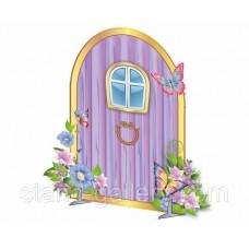 Декорація для сцени в школу та дитячий садок: Чарівні двері