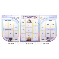 Методичні стенди для оформлення коридорів школи: Педагогічний вісник
