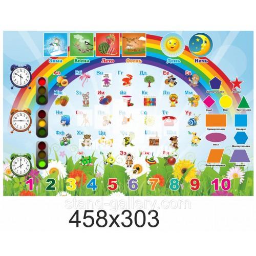 Дидактический материал для обучения детей