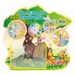 Календар природи для дитячого садка: Дерево