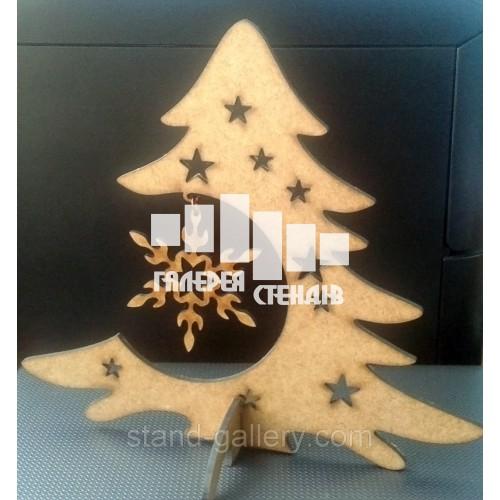 Новогодний сувенир елка