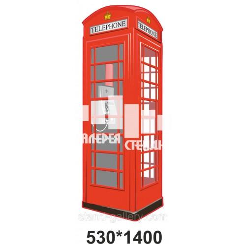 Англійська телефонна будка