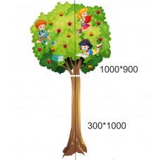 Дерево класу - настінна декорація
