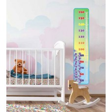 Зростомір для оформлення дитячої кімнати - багато варіантів