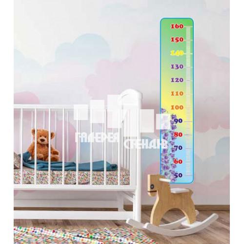 Дизайн дитячої кімнати: багато варіантів ростомір