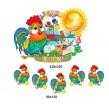 Цікаві стенди для дитячого садка Группа Півник