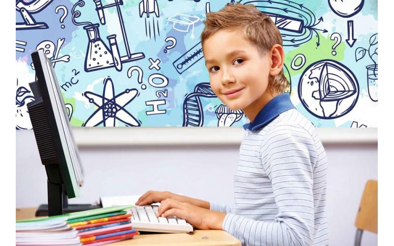 Шпалери для школи: як підібрати й на що звернути увагу