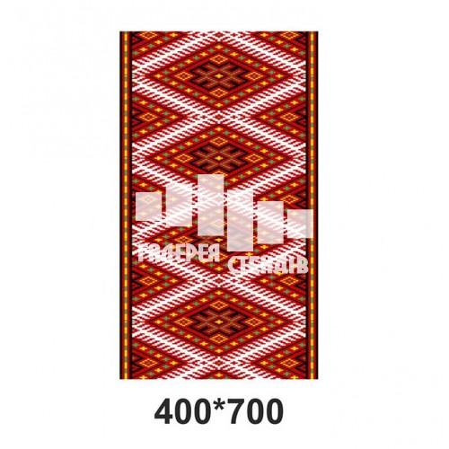 Декоративний образець українського узору